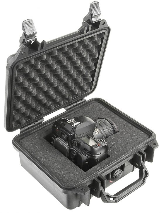 Pelican™ 1200 Case - Foam Example