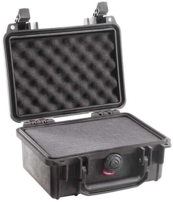 Pelican™ 1120 Case - Foam Example