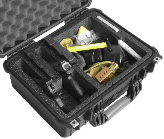 2 Pistol & Accessory Case (Gen-2) - Foam Example
