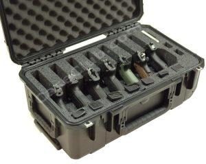 7 Pistol Case - Custom Foam Example
