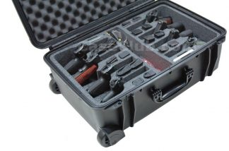 8 Pistol Case - Foam Example
