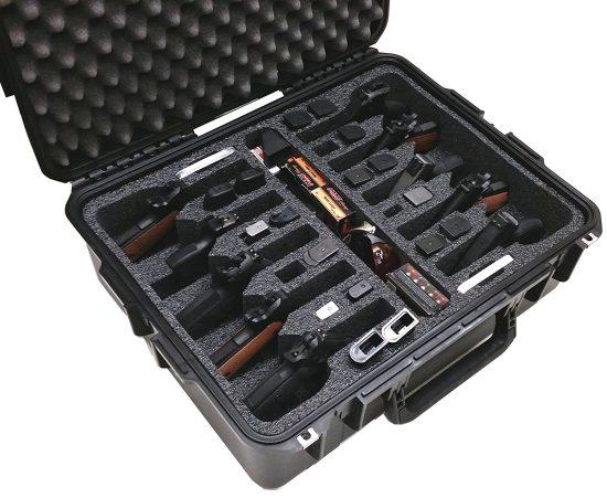 10 Pistol Case - Foam Example