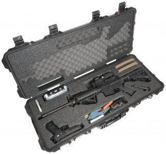 Case Club CC108361PL Case Custom Foam Example: AR15 Rifle Case (Gen-2)