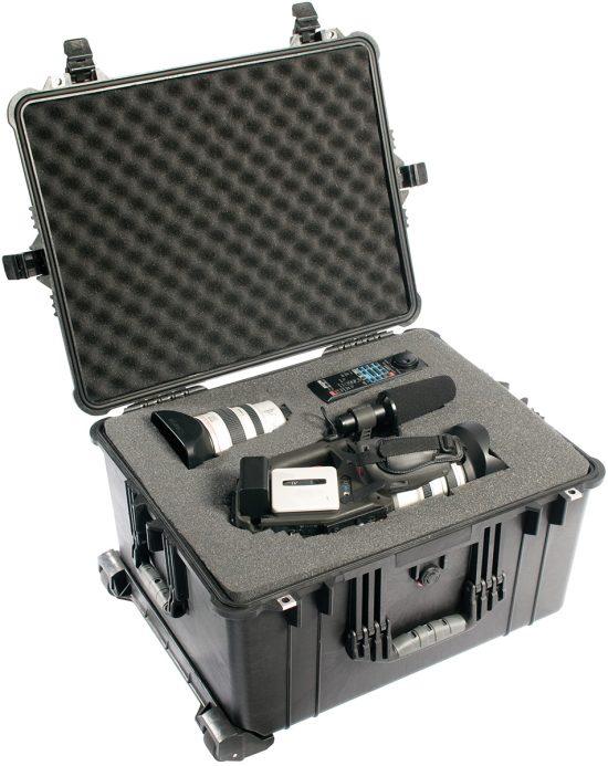 Pelican™ 1620 Case - Foam Example