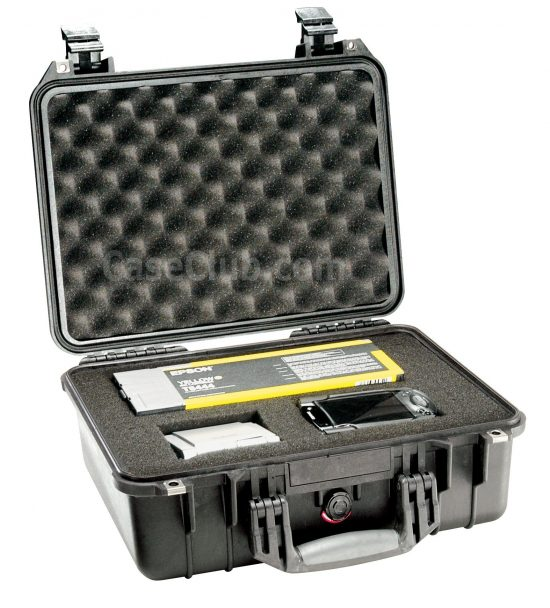 Pelican™ 1450 Case - Foam Example
