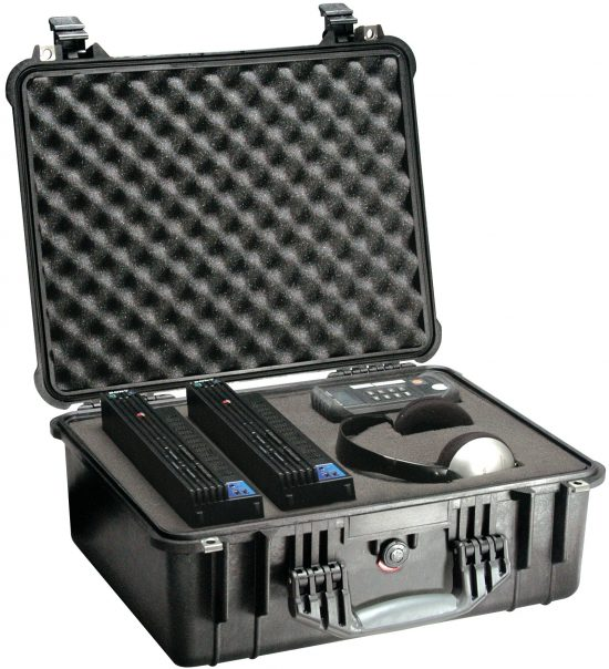 Pelican™ 1550 Case - Foam Example