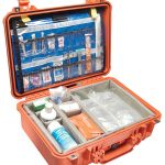 Pelican 1500EMS Case (Emergency Medical Service)