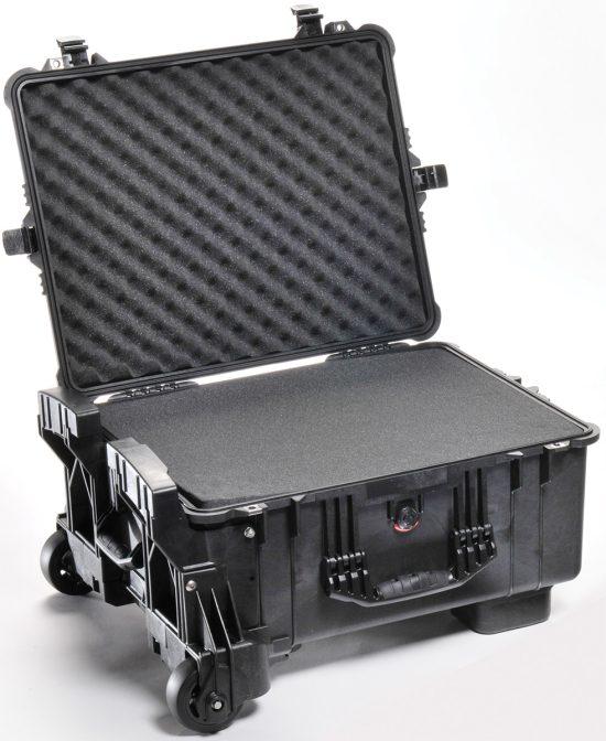 Pelican™ 1610M Case (Mobility Case) - Foam Example