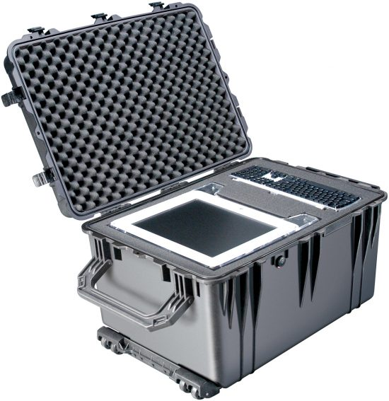 Pelican™ 1660 Case - Foam Example