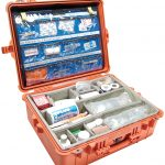 Pelican 1600EMS Case (Emergency Medical Service)