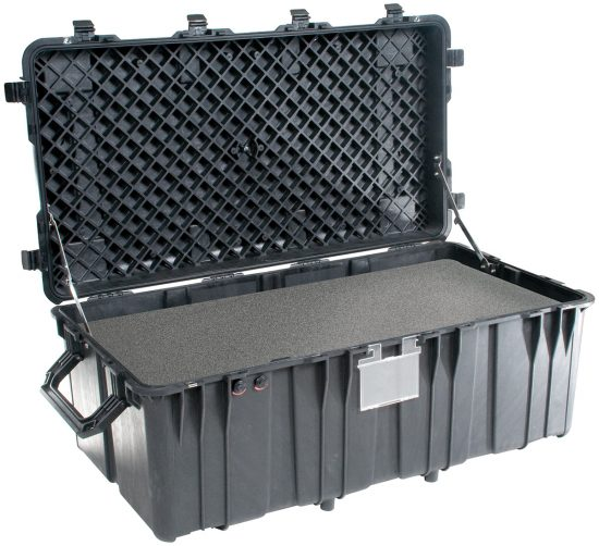 Pelican™ 0550 Case - Foam Example