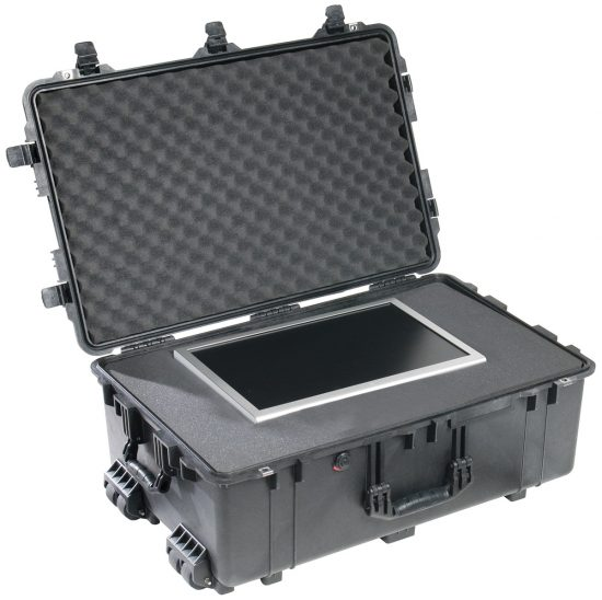 Pelican™ 1650 Case - Foam Example