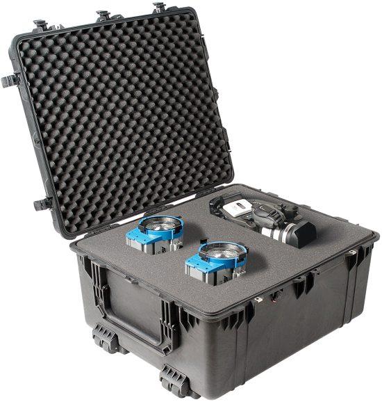 Pelican™ 1690 Case - Foam Example