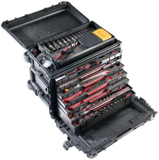 Pelican™ 0450 Case (Tool Case) - Foam Example