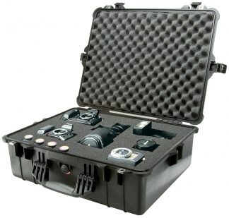 Pelican™ 1600 Case - Foam Example
