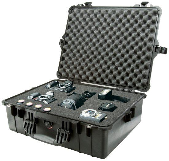 Pelican™ 1600 Case - Foam Example