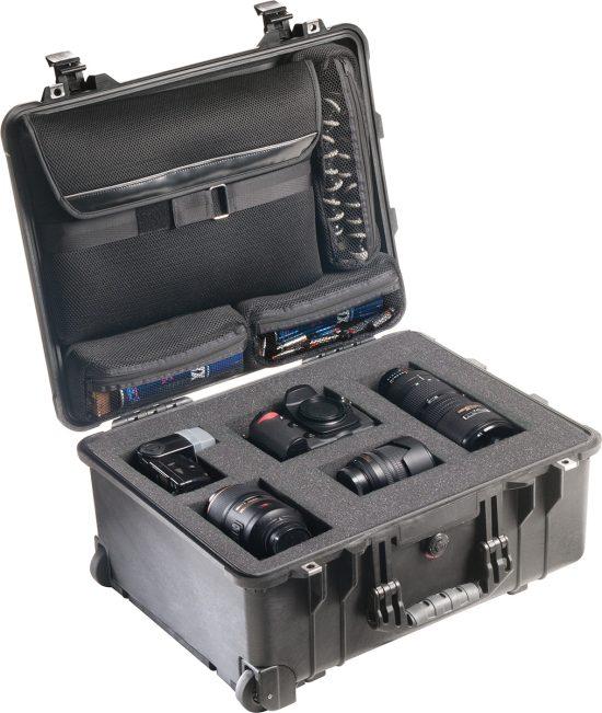 Pelican™ 1560LFC Case (Laptop Case) - Foam Example