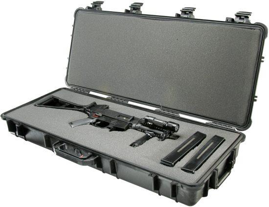 Pelican™ 1700 Case - Foam Example