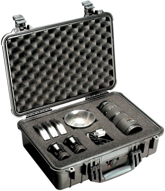 Pelican™ 1500 Case - Foam Example