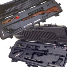 Single Rifle Cases