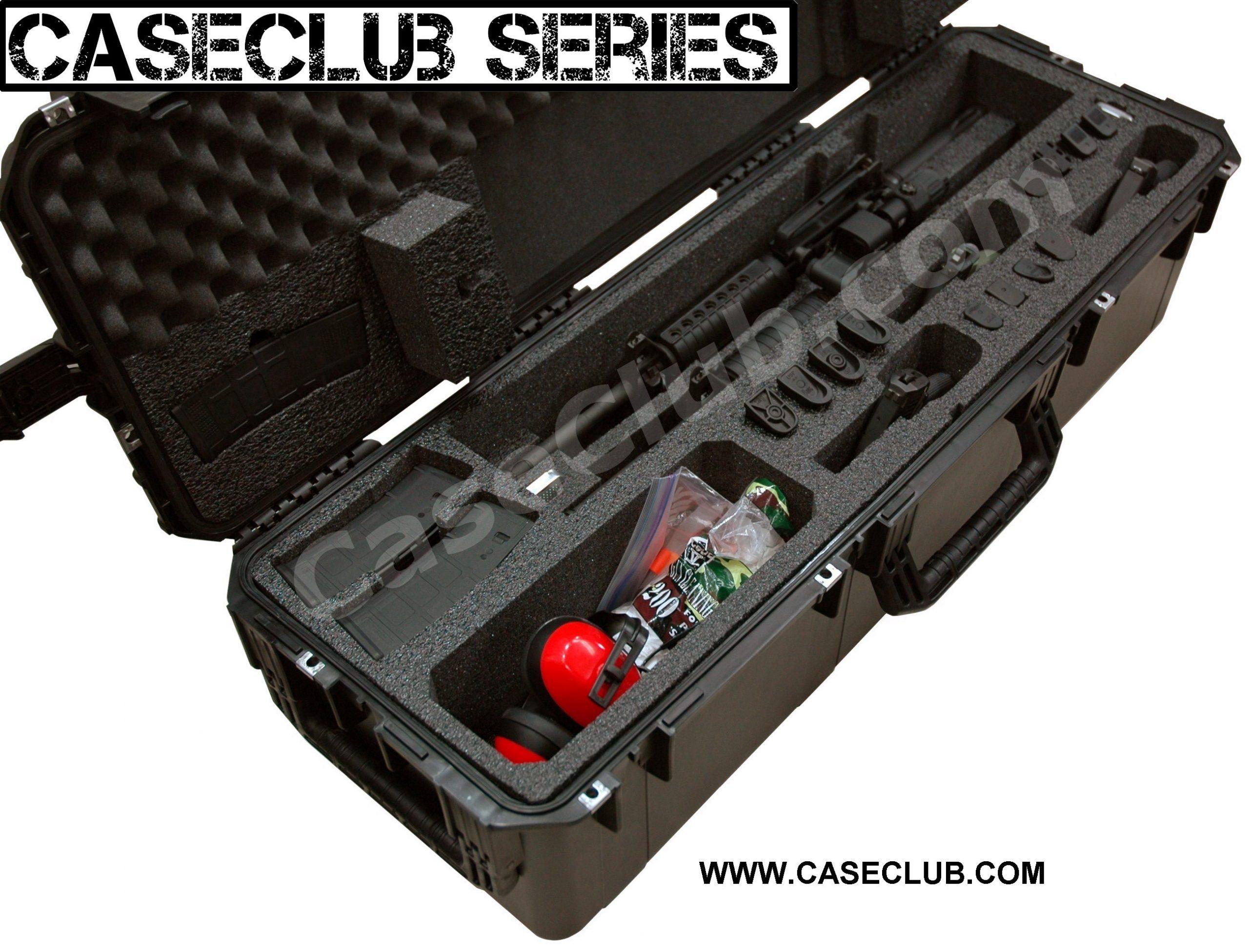 Case Club Closed Cell Military Grade Pistol Case Foam 18 x 16 x 1.5 Inches