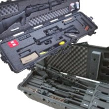 Multiple Rifle / Shotgun Cases