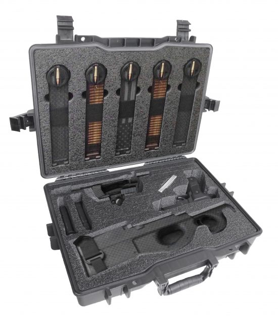 Breakdown FN PS90 Case (Gen-2) - Foam Example