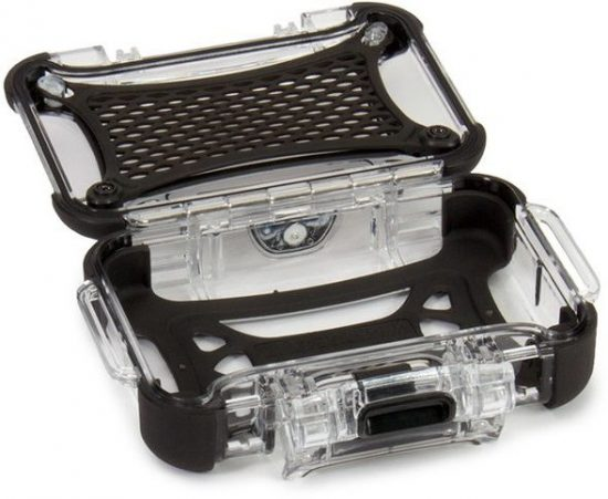 Nanuk Nano 320 Case - Foam Example