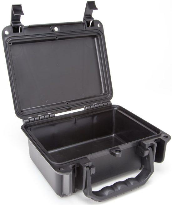 Seahorse 120 Case - Foam Example