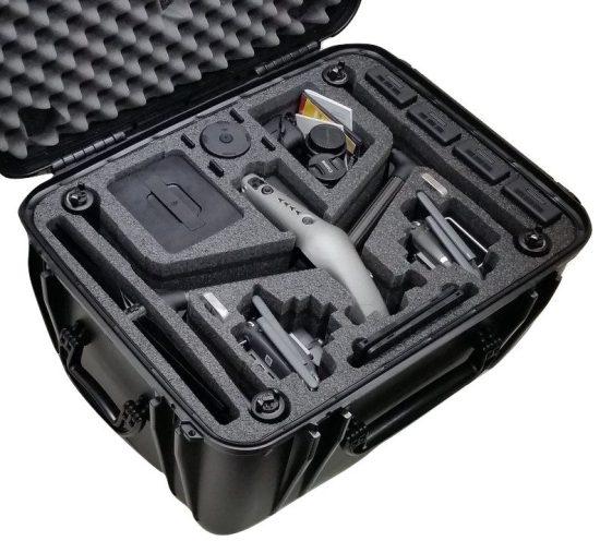 DJI Inspire 2 Case - Foam Example