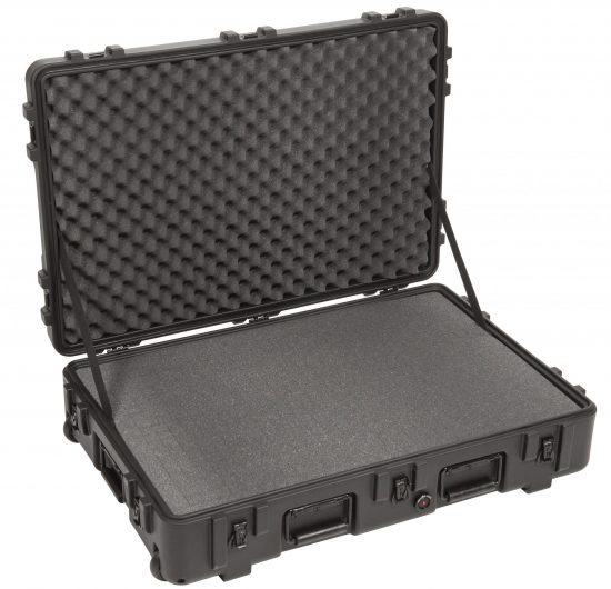 SKB 3R3221-7 Case - Foam Example