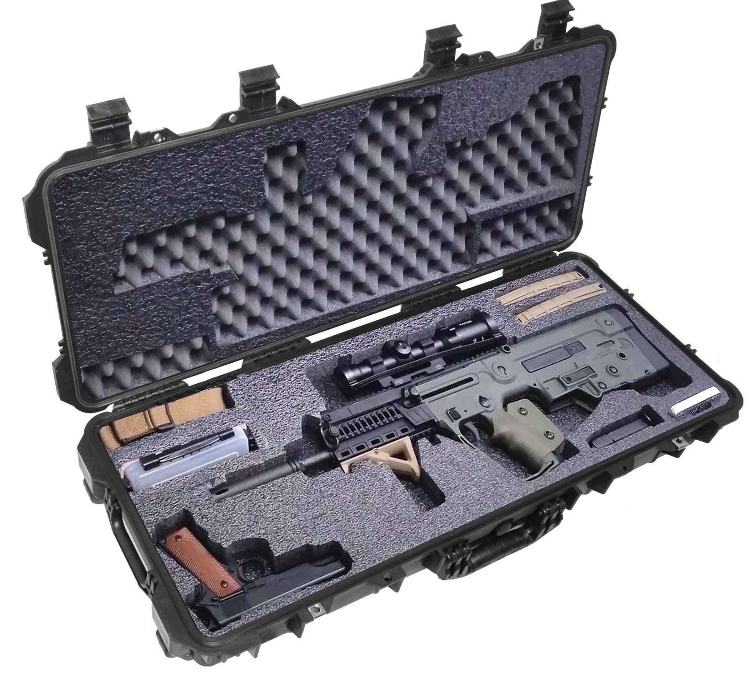 Steyr abs single rifle case