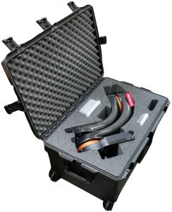 Shotover F1 Camera System Case for Gimbal Arm - Custom Foam Example