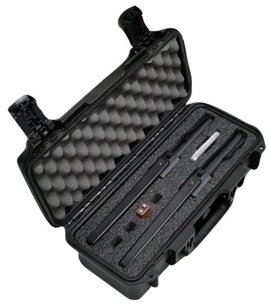 Garrett Super Scanner V Metal Detector Wand Case - Foam Example