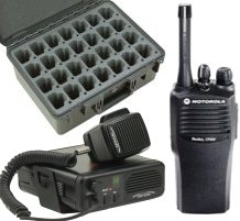 Portable Two-way Radio Cases