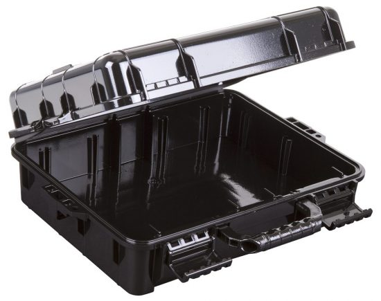 Flambeau 3000WPOC Case - Foam Example