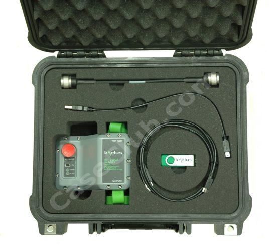 Kaelus RTF 2000-A Ranger Case - Foam Example