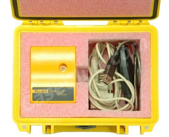 Fluke VR101 Voltage Event Recorder Case - Foam Example