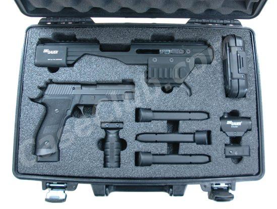 SIG Sauer Adaptive Carbine Platform (ACP) Case - Foam Example