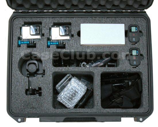 GoPro Hero 1 Case - Foam Example