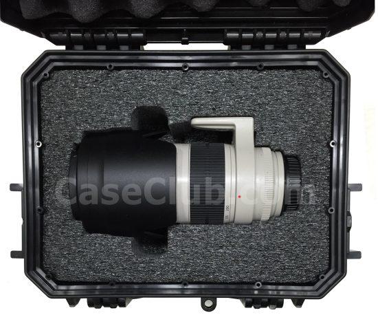 Canon 70-200mm Lens Case Case - Foam Example