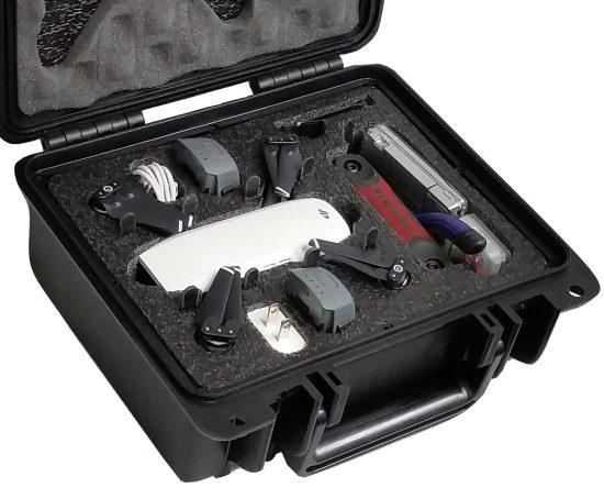 DJI Spark Drone Case - Foam Example