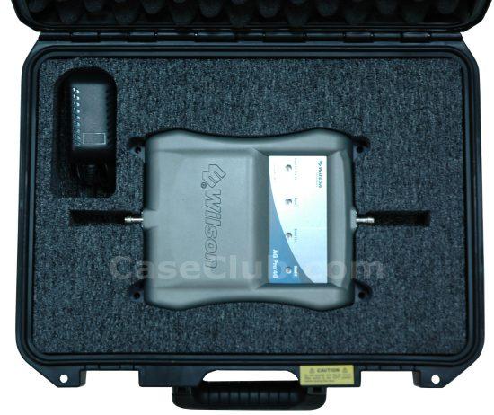 Wilson AG Pro 4G Amplifier Case - Foam Example