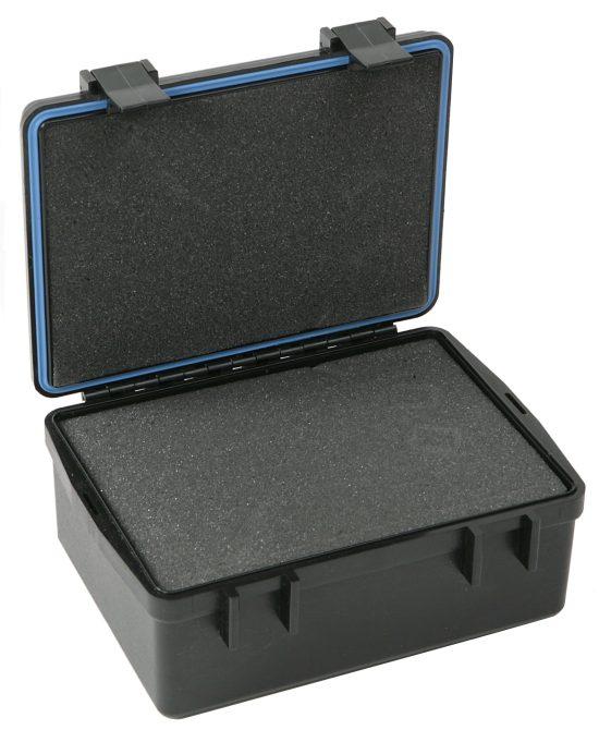 Underwater Kinetics 409 Drybox - Foam Example
