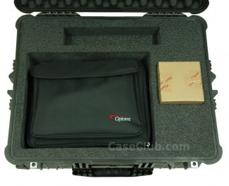 Optoma Technology EP1691 Projector Case - Foam Example