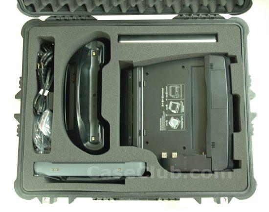 Partner Tech EM-200 Case - Foam Example