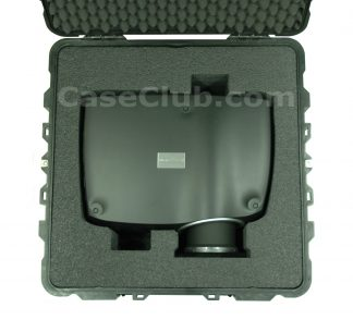 Barco F32 Series Projector Case - Foam Example