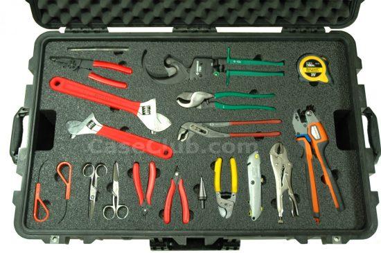 Assorted Tool Case 2 - Foam Example