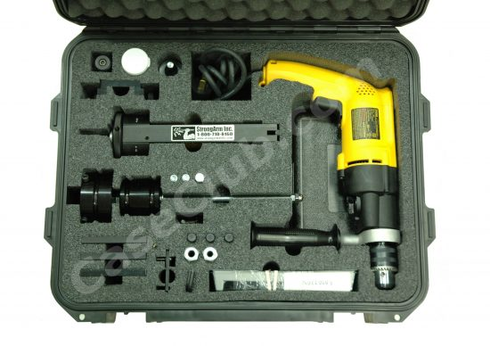StrongArm Drill Set Case - Foam Example