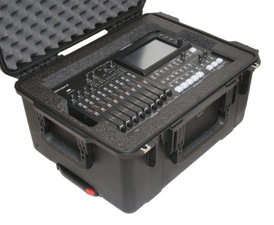 Roland VR-50HD (Original & MK II) Mixer Case - Foam Example